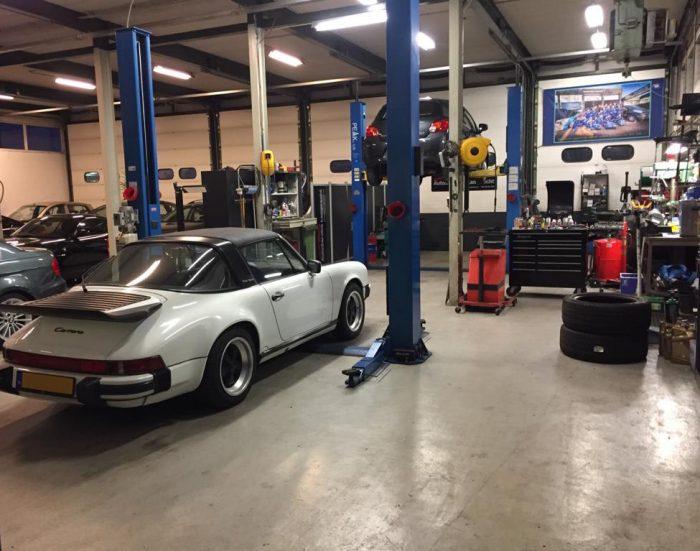 Garage Autoservice Lamprecht